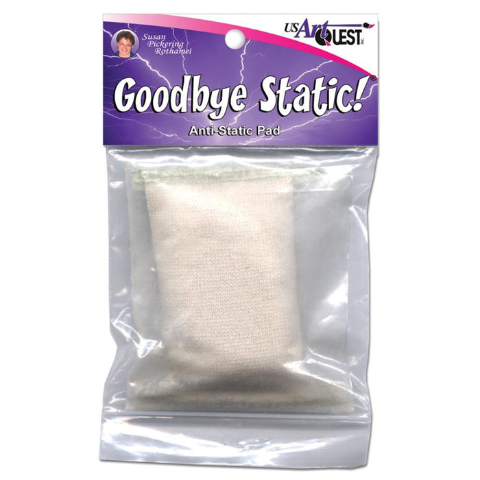 US Art Quest Studio Essentials - GOODBYE STATIC Pad - All Purpose Anti-Satic Pad
