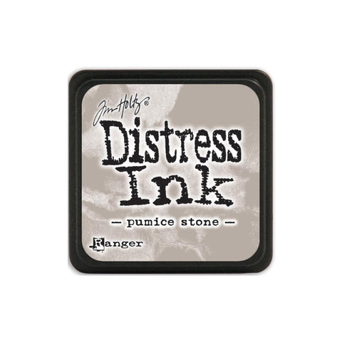 Tim Holtz Ranger Distress MINI Ink Pad - Pumice Stone - Hallmark Scrapbook