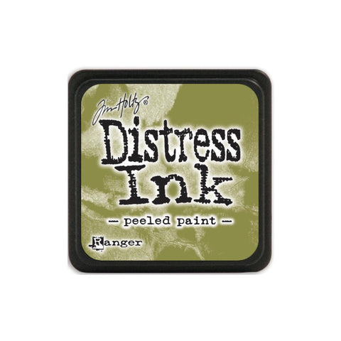 Tim Holtz Ranger Distress MINI Ink Pad - Peeled Paint - Hallmark Scrapbook