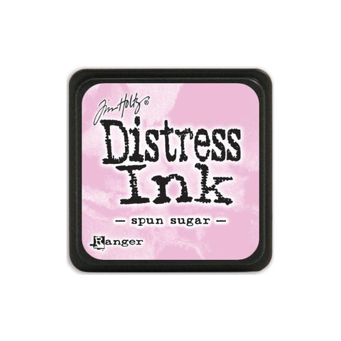 Tim Holtz Ranger Distress MINI Ink Pad - Spun Sugar - Hallmark Scrapbook