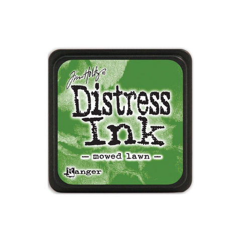 Tim Holtz Ranger Distress MINI Ink Pad - Mowed Lawn - Hallmark Scrapbook
