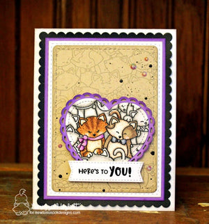 Newton's Nook Designs - COMPANY OF CATS Stamp Set