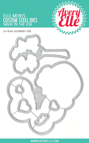 Avery Elle - JOURNEY -Elle-ments Die Set - 40% OFF!