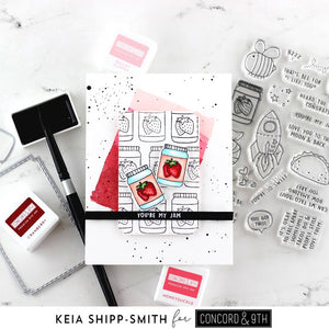 Concord & 9th - BE MINE - Stamps and Dies BUNDLE Set