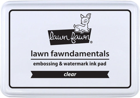 Lawn Fawn - Embossing Ink PAD (Pre-Order - Available Aug 23rd)