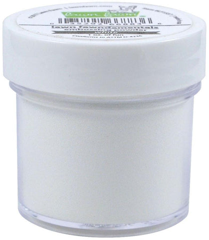 Lawn Fawn - Embossing Powder - TEXTURED WHITE 1 oz