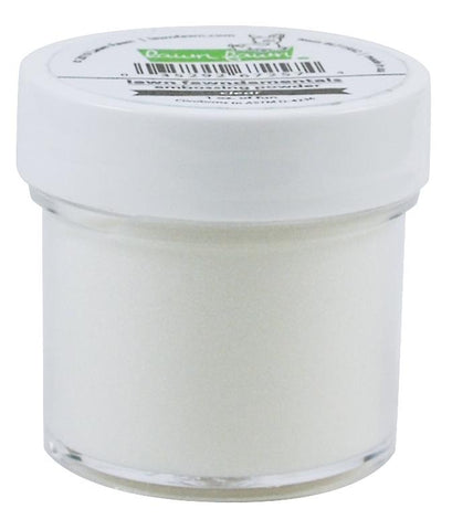 Lawn Fawn - Embossing Powder - CLEAR  1 oz