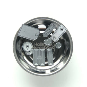 "Hallmark Scrapbook - 3"" Magnetic Bowl - For dies and other small items! - 20% OFF!"
