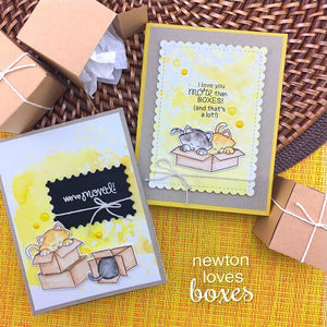 Newton's Nook Designs - NEWTON LOVES BOXES Die Set - 40% OFF!