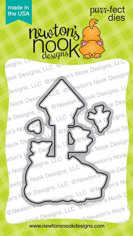 Newton's Nook Designs - NEWTONS BIRDHOUSE - Die Set