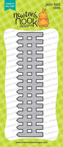 Newton's Nook Designs - FENCE - Die Set