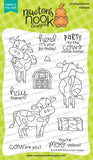 Newton's Nook Designs - MOO - Stamp Set