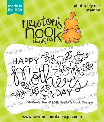 Newton's Nook Designs - MOTHERS DAY - Clear Stamp Set