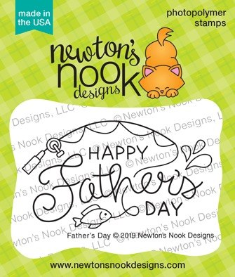 Newton's Nook Designs - FATHERS DAY - Clear Stamp Set