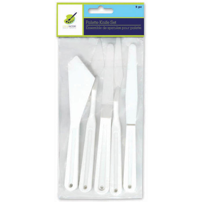 Color Factory - Palette Knife Set - 5pc