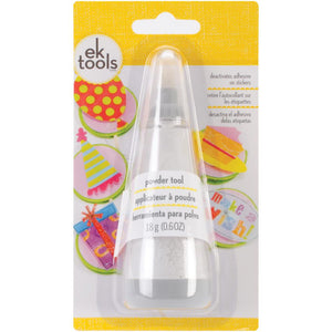 EK Success - Tools - POWDER TOOL Applicator - Hallmark Scrapbook