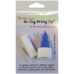 ScrapPerfect - No-Clog Writing Cap - MEDIUM - Hallmark Scrapbook - 1