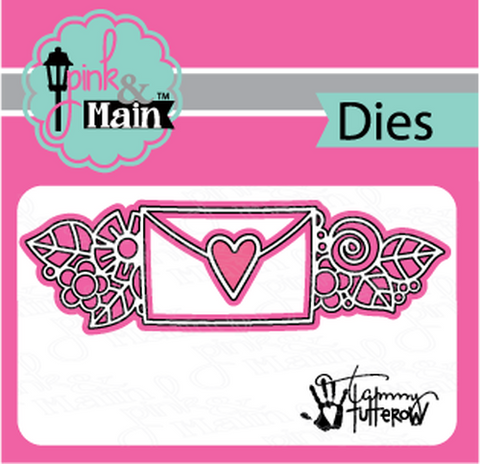 Pink & Main - FLOWER MAIL - Die