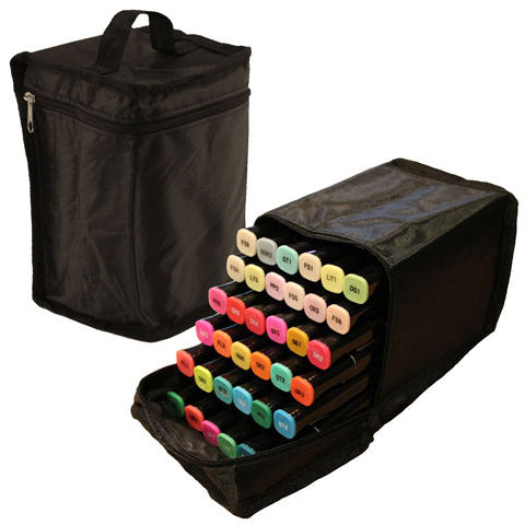Crafter's Companion - Spectrum Noir Nylon MARKER STORAGE Case - 66% OFF!