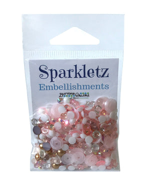 Buttons Galore and More - Sparkletz - CORAL COAST