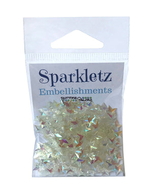 Buttons Galore and More - Sparkletz - CRYSTAL STARS