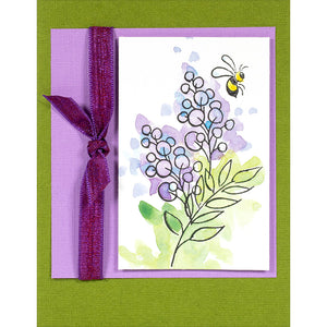 Stampendous - HANDS HOLD - Clear Stamps Set