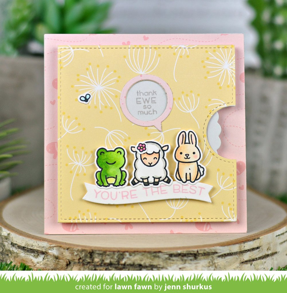 Lawn Fawn Say What? Spring Critters 이미지 검색결과