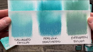 Tim Holtz Ranger - Distress Oxide Ink Pad - SALVAGED PATINA