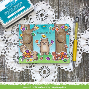 Lawn Fawn - SNOW MUCH FUN - Stamps Set
