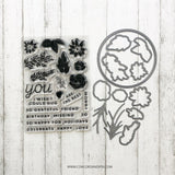 Concord & 9th - SO HAPPY FOR YOU Clear Stamps and Dies set Bundle