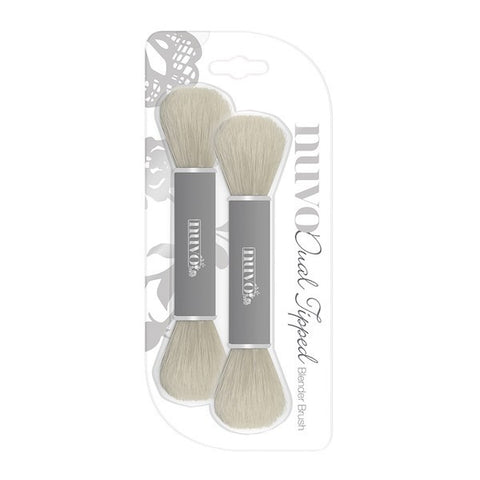 Nuvo - Dual Tipped - Blender Brush