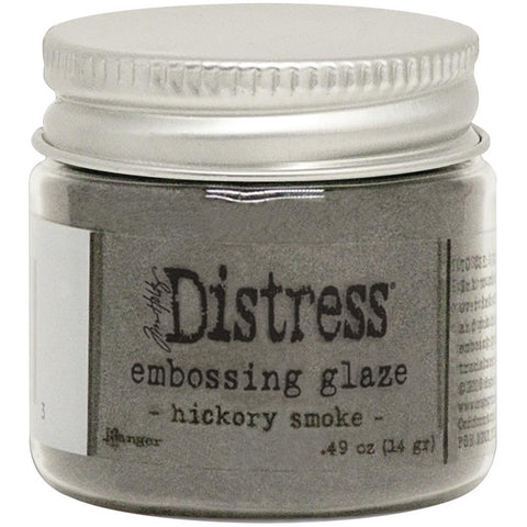 Tim Holtz - Distress Embossing Glaze - HICKORY SMOKE