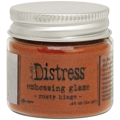 Tim Holtz - Distress Embossing Glaze - RUSTY HINGE
