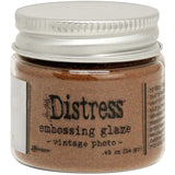 Tim Holtz - Distress Embossing Glaze - VINTAGE PHOTO