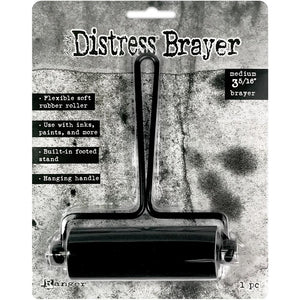 Tim Holtz - DISTRESS BRAYER - 3 5/16 inch roller - Ranger