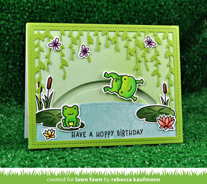 Lawn Fawn - TOADALLY AWESOME - Clear Stamps Set