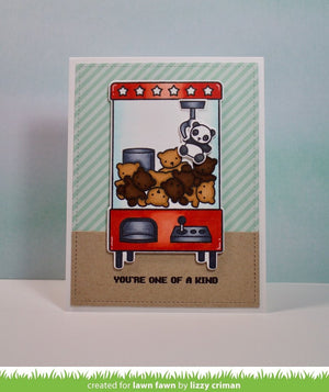 Lawn Fawn - YOU'RE CLAW-SOME - Clear Stamps Set