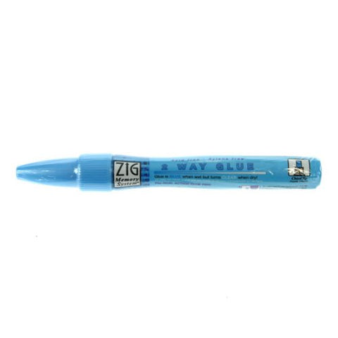 ZIG 2-Way Glue Pen CHISEL TIP