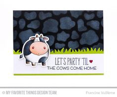 My Favorite Things - GRASSY FIELDS - Die-Namics Dies - Hallmark Scrapbook - 4