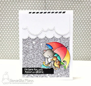 Newton's Nook Designs - NEWTONS RAINY DAY Die Set