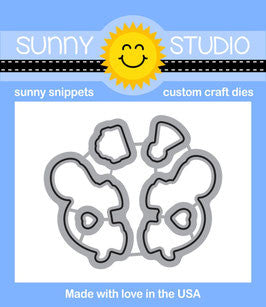 Sunny Studio - TURTLEY AWESOME - Die - Hallmark Scrapbook - 1