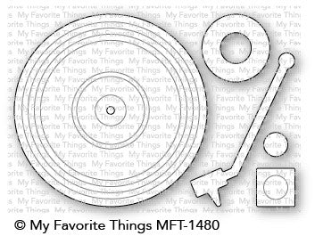 Favorite Things - TURNTABLE - Die-Namics Dies