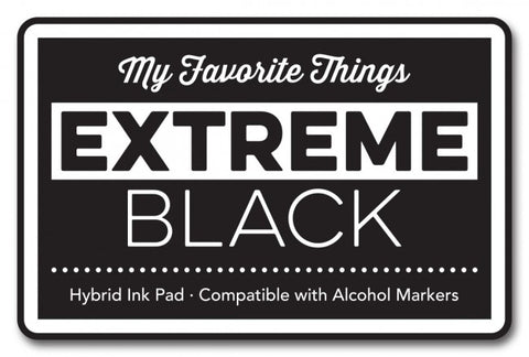 My Favorite Things - EXTREME BLACK HYBRID - Ink Pad