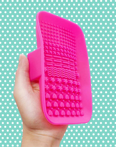 Pink & Main - BRUSH SCRUBBER Cleaner