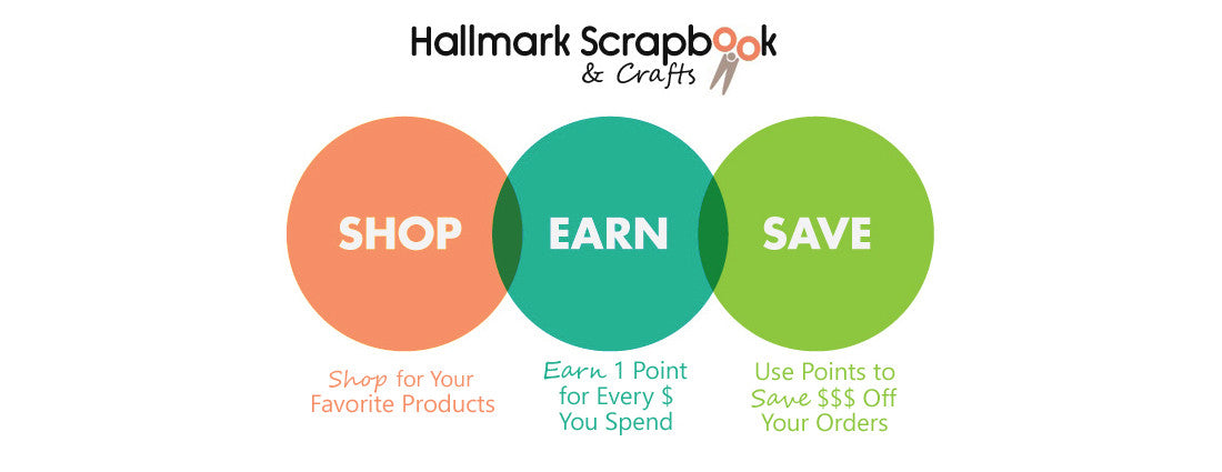 Shop with us and EARN REWARDS!