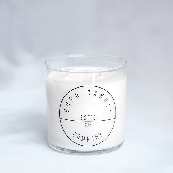 Burn Up : Sweet Amaretto | Candle | Burn Candle Co. Soy Candles
