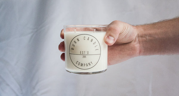 Burn, Baby Burn : Sweet Red Sangria | Candle | Burn Candle Co. Soy Candles
