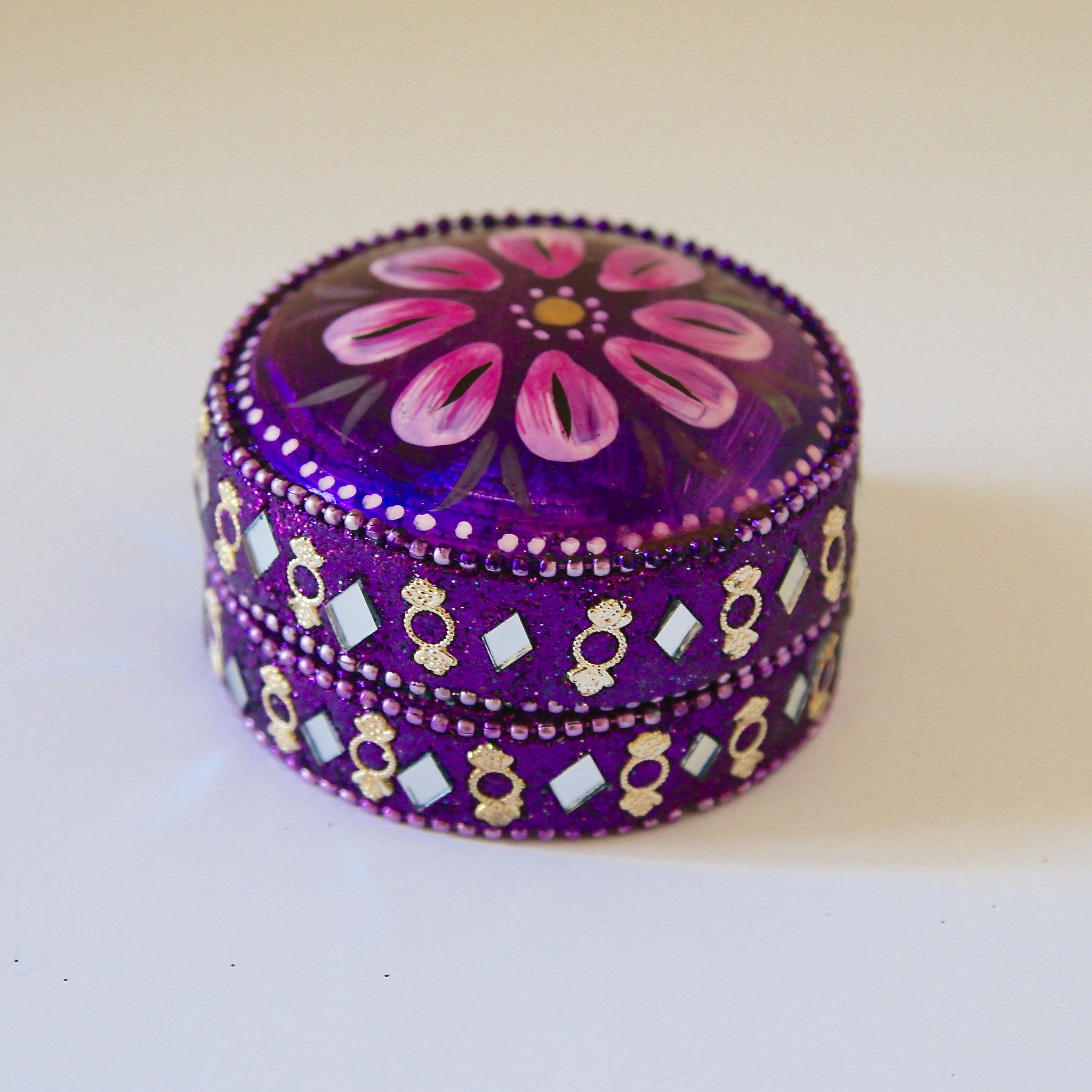 Meena Painted Box Set