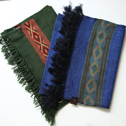 Kullu Wool Scarves - Modern Traditional