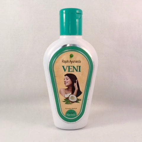 Ayurvedic Hair Oil Treament